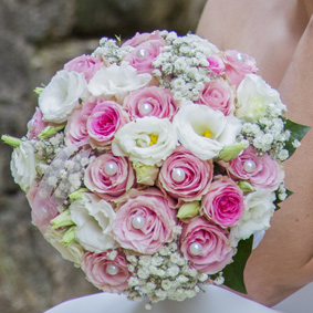 Eventfloristik Hochzeit Feslich
